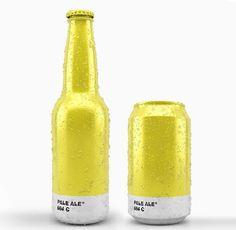 Beer Colors/Pantone Beer by Txaber