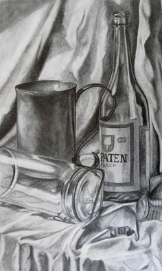 One of the popular drawings is Observational Drawing ideas. The phrase 'observational drawing' normally means drawing from life. Ap Drawing, Object Drawing, Drawing Lessons, Drawing Ideas, Drawing Classes, Sketch Ideas, Still Life Sketch, Still Life Drawing, Still Life Art