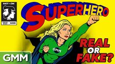 5 Unbelievable Female Superheroes