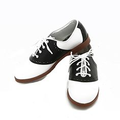 Hip Hop 50s Shop Womens Saddle Oxford Shoes * Trust me, this is great! Click the image. : Oxford Shoes