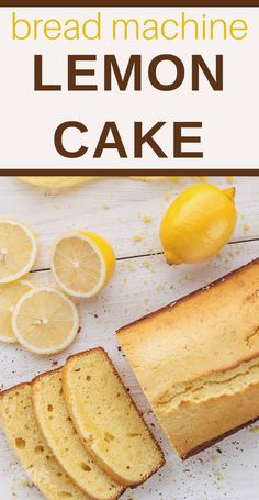 This easy dessert makes up in your bread machine! Cook this Lemon Cake while you eat and have your kitchen smelling amazing! This easy dessert makes up in your bread machine! Cook this Lemon Cake while you eat and have your kitchen smelling amazing! Easy Bread Machine Recipes, Best Bread Machine, Bread Maker Recipes, Bread Machine Banana Bread, Dog Bread, Bread Machine Beer Bread Recipe, Bread Machine Rolls, Cake Machine, Zojirushi Bread Machine
