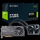 EVGA GeForce GTX 1080 Ti FTW3 HYBRID GAMING 11G-P4-6698-KR 11GB GDDR5X HYBRID