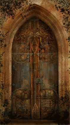 Enchanting door