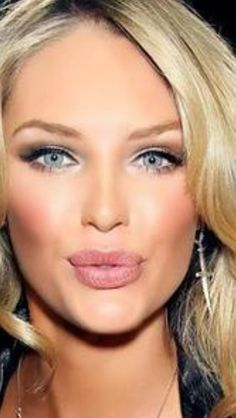 wedding makeup for blondes with blue eyes - Google Search