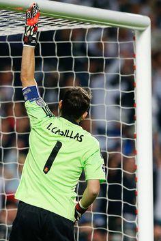 8ce29d089a6 Iker Casillas - Real Madrid FC Fifa Football, Football Icon, Football Kits,  Football