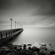 Pier to forever..  By - Ritesh Tripathy
