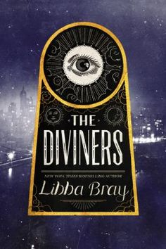 Diviners, 1: The diviners. Seventeen-year-old Evie O'Neill is thrilled when she is exiled from small-town Ohio to New York City in 1926, even when a rash of occult-based murders thrusts Evie and her uncle, curator of The Museum of American Folklore, Superstition, and the Occult, into the thick of the investigation. New Books, Good Books, Books To Read, Amazing Books, Children's Books, Between Two Worlds, Up Book, Books For Teens, Roaring Twenties