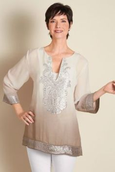 Womens Tops, Tunic Tops, Silk Blouses, Lace Camis - Soft Surroundings
