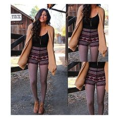 November. Bethany Mota ❤ liked on Polyvore featuring bethany mota, outfits, celebrities, icon and people