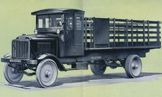 American Commercial Car Co. Model L Wolverine truck (circa 1920s)