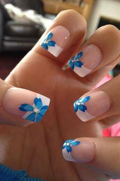 nägel selber gestalten 5 besten - nailart nail designs