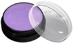 CoverGirl Flamed Out Eye Shadow Pot, Blazing Purple, 0.07 Ounce