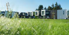 Vindharpevegen, Bergen(Norway). M3 Architects