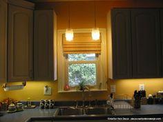 led kitchen lighting Photo Courtesy Of LEDingthelife