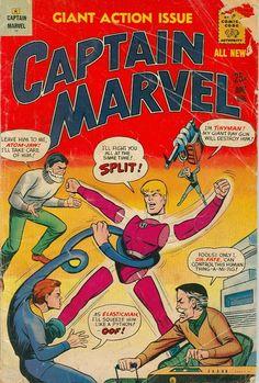 Captain Marvel #comics #marvel