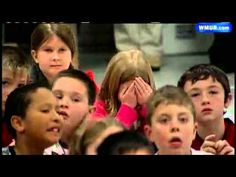 Emotional School Surprise For Two Daughters | The Veterans Site Blog