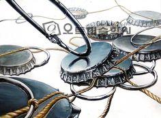 국민대 실기대회 수상작 - Google 검색 Design Art, Composition, Texture, Metal, Drawings, Inspiration, Image, Logo, Chains