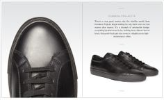SIMPLE SNEAKERS | THE EDIT | The Journal|MR PORTER
