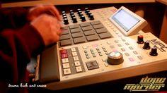 simple beat on akai mpc
