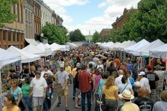 Main-Street-Festival- Franklin, Tennessee~ April 26-27,   2014