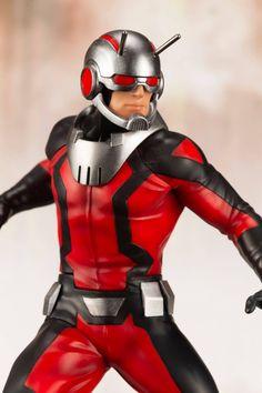 Marvel Comics Ant-Man and the Wasp Statues by Kotobukiya! | Serpentor's Lair