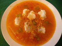 Sopa de pescado