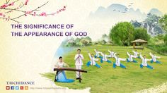 """The new kingdom hymn """"The Significance of the Appearance of God"""" is performed through Tai Chi Dance, which is special and fluent. of Praise God Praise Dance Video Worship Songs Lyrics, Worship Dance, Praise And Worship Songs, Praise Dance, Praise God, Dance Music, Dance Sing, Worship God, Christian Music Videos"""