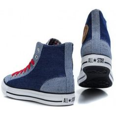 » Converse Denim Shoes »