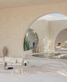 Home Interior Design, Exterior Design, Interior And Exterior, Italian Interior Design, Interior Modern, Futuristic Architecture, Interior Architecture, Landscape Architecture, Minimalist Architecture