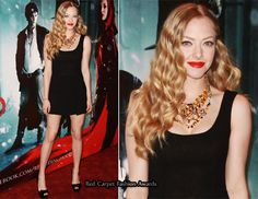 "Amanda Seyfried In Karen Caldwell – ""Red Riding Hood"" London Premiere"