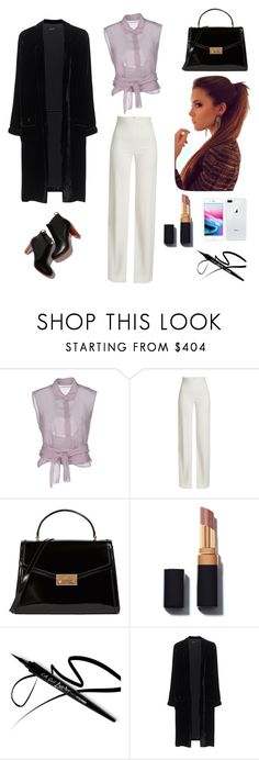 """I reached 1000 followers omg thank youuu"" by fleurrouge ❤ liked on Polyvore featuring Alberta Ferretti, Brandon Maxwell, Tory Burch and Jadicted"
