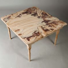 table by Candice Lawrence for Modern Gesture