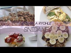 Banánový mugcake - bez mouky! Zdravá snídaně, zdravé mlsání - YouTube Tacos, Mexican, Chicken, Meat, Ethnic Recipes, Youtube, Food, Essen, Meals