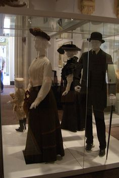 Clothes from 1904 St. Louis World's Fair