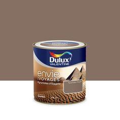 Peinture Mur Envie De Voyage Egypte DULUX VALENTINE, Intense, 0.5L