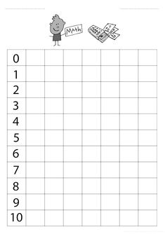 Use this to make my own tracing cursive sheet Printable Math Worksheets, Kindergarten Math Worksheets, Worksheets For Kids, Numbers Preschool, Preschool Activities, Montessori Math, Writing Exercises, Pre Writing, Math For Kids