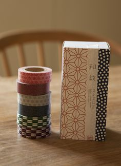 I want this, but really, have no use for it. Just, Asian inspired printed tape!