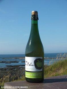 Cidre Cotentin Le Père Mahieu -cuvée Vaubol
