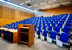 Kokoushotelli Murikassa järjestetään paljon seminaareja ja kursseja.