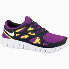 purple and yellow... my favs