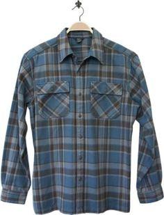 Royal Robbins Men's Log Jam Flannel Long Sleeve