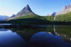 Norway, Innerdalen mountain