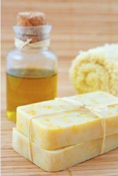 Recipe: Lemon Zest Soap