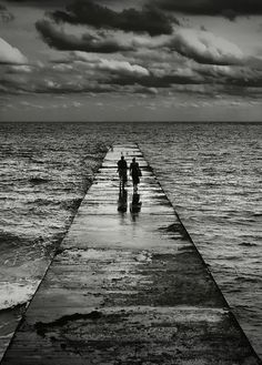 Portofolio Fotografi Keindahan Laut - To the Sea Bridge  #SEAPHOTOGRAPHY