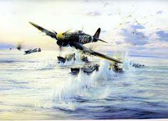 """Typhoon Attack"" - Robert Taylor"
