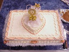 Connies CakeBox: Wedding Sheet Cakes