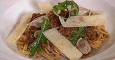 Lagris | Boloňské špagety Tacos, Mexican, Ethnic Recipes, Food, Meals, Yemek, Eten