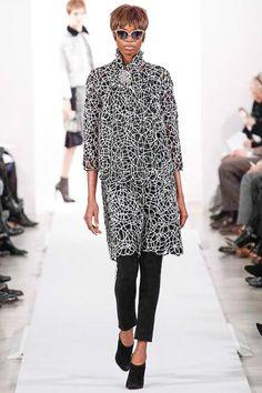 Oscar de la Renta Fall 2014 RTW - Runway Photos - Fashion Week - Runway, Fashion Shows and Collections - Vogue