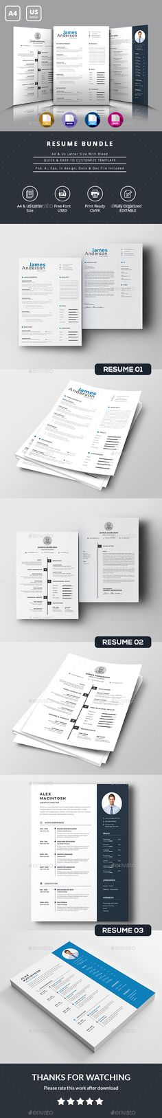 Resume cv word Resume cv, Resume cover letters and Template