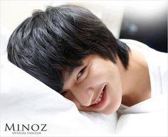 Lee Min Ho..cute cute supercute!!!!!